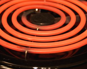 how to clean stove burner coils