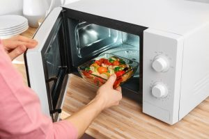 should you repair or replace your microwave