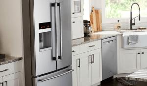 maytag refrigerator won't stop running