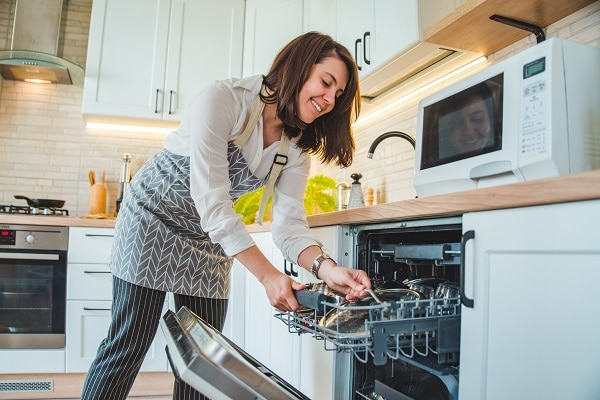 whirlpool dishwasher not drying dishes