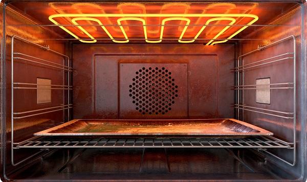 KitchenAid oven not heating